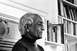 Jiddu Krishnamurti, Ojai, California, USA, 1962.