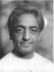 Jiddu Krishnamurti, 1950.
